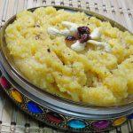 Moong or Mung Dal Halwa or Sheera – Bhavna's Kitchen & Living