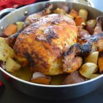 Tandoori Style Whole Chicken || How to roast a Whole Chicken Indian Style -  Cook2Nourish | AIP Indian recipes | Indian diet for autoimmune disease  |Nutritional Consulting for RA | AIP indian