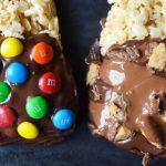 Chocolate Dipped Rice Krispies Treats – Modern Honey