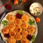 Nine Days of Navratri- Falahari Recipe- Sabudana Aloo Tikki - Lets Cook  Healthy Tonight