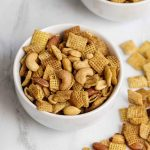 Grandmama's Microwave Chex Mix - Southern Plate