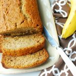 Dairy Free Banana Bread - Dairy Free for Baby