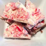 Delicious Milk Chocolate Peppermint Bark - Maria's Kitchen