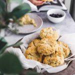 keto buttermilk biscuits {dairy-free + gluten-free!} - Stem + Spoon