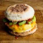 How to Make an Egg Sandwich in the Microwave | Epicurious