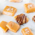 Easy Microwave Caramels - Spend With Pennies