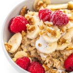The ULTIMATE 90 Second Microwave Oatmeal - The Lemon Bowl®