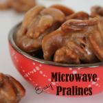 Easy Microwave Pralines Recipe - Thrifty Jinxy