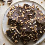 Microwave Toffee (No Stovetop Needed!!) | Life Made Simple