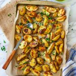 Easy, Oven-Roasted Potatoes Recipe (video) - Tatyanas Everyday Food
