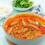 Easy One Pot Sausage Casserole - Easy Peasy Foodie