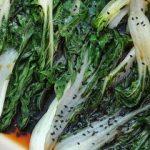 Easy Steamed Bok Choy Salad ♥ Recipe