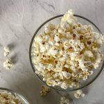 Easy Stovetop Popcorn - Serving Up Spice