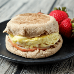 5-minute homemade egg McMuffin - Family Food on the Table