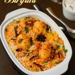Spicy Treats: Egg Dum Biryani Recipe   Easy Egg Dum Biryani   Egg Biryani  Recipe