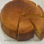How to make Eggless Sponge Cake, recipe by MasterChef Sanjeev Kapoor