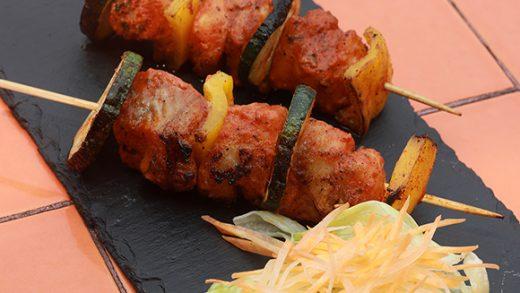 How to make Fish Tikka - SK Khazana, recipe by MasterChef Sanjeev Kapoor