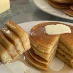 Fluffy & Delicious Silver Dollar Keto Pancakes