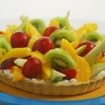 How to make Fresh Fruit Tart, recipe by MasterChef Sanjeev Kapoor