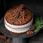 Garam Masala Christmas Fruit Cake ... warm, spicy, festive! -
