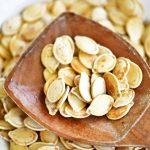 Garlic Roasted Pumpkin Seeds - The Gunny Sack