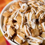 Gingerbread Chex Mix (gluten free, no-bake recipe) - Your Cup of Cake