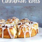 Gluten Free Cinnamon Rolls – fall in love... - Gluten Free Alchemist