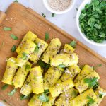 Khandvi Recipe Microwave
