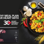 Cook Healthy Recipes for You and Your Family with LG All-in-one Microwave –  LG INDIA (Blog)