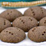 Eggless Ragi Biscuits   Easy Eggless Ragi Cookies