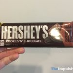 SPOTTED: Hershey's Cookies 'N' Chocolate Bar - The Impulsive Buy