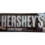 REVIEW: Hershey's Extra Creamy Milk Chocolate Bar - The Impulsive Buy
