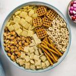 Sweet Chex Mix Recipe (White Trash Snack Mix) - No Spoon Necessary