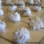 How to Make Divinity Candy - Recipe and Tips with Picture Tutorial