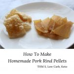 Homemade Pork Rind Pellets   Wonderfully Made and Dearly Loved