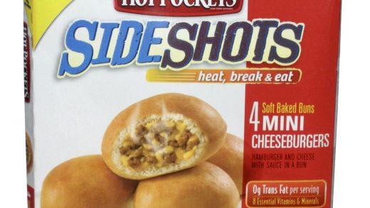 REVIEW: Hot Pockets SideShots Mini Cheeseburgers - The Impulsive Buy
