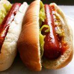 Hotdog Buns (Tangzhong) - AeslinBakes