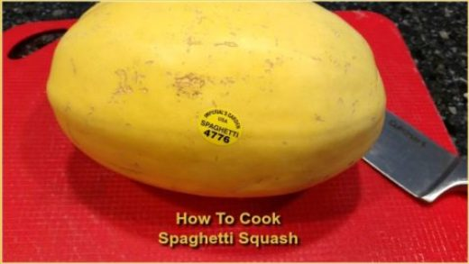 How To Cook Spaghetti Squash / The Grateful Girl Cooks!