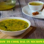 Dal tadka in Microwave-Indian Microwave recipes - Kali Mirch - by Smita