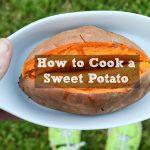 How to Roast, Grill, Microwave & Slow Cook a Sweet Potato + Recipes |  thefitfork.com