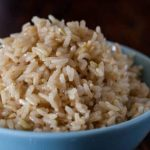 How to Cook Brown Rice in the Microwave • Steamy Kitchen Recipes Giveaways