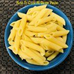 How To Cook Al Dente Pasta - Prepbowls