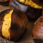 How to roast chestnuts in the Microwave - Just Crunchy