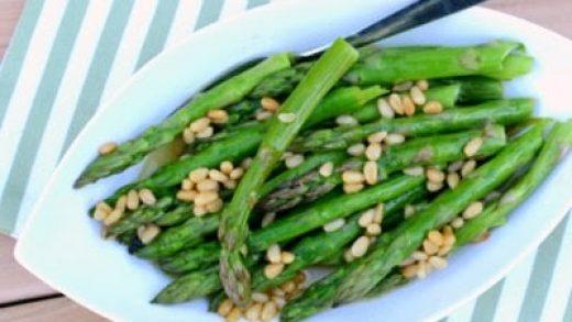 How To Microwave Asparagus