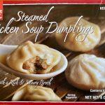 Trader Joe's Steamed Chicken Soup Dumplings Review – Club Trader Joe's