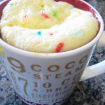 Funfetti Mug Cake | Tasty Kitchen: A Happy Recipe Community!