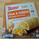Bremer Hot Stuffed Sandwiches   ALDI REVIEWER