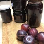 Recipes: Plum and Rum Jam made in the Oven