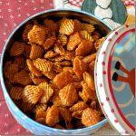 Chex Mix Recipes: Caramel Chex Mix | The Taylor House