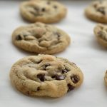 Erika's Chocolate Chip Cookies - Amy Bakes Bread